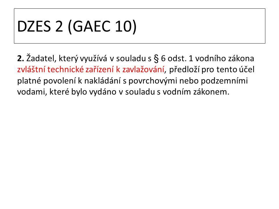 DZES 2 (GAEC 10)