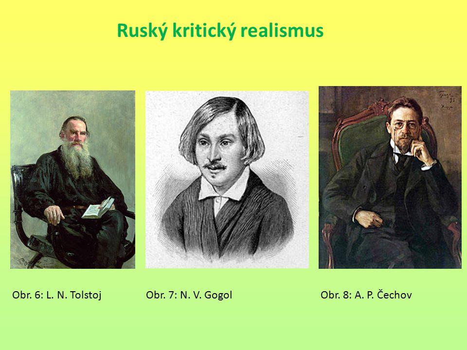 Ruský kritický realismus