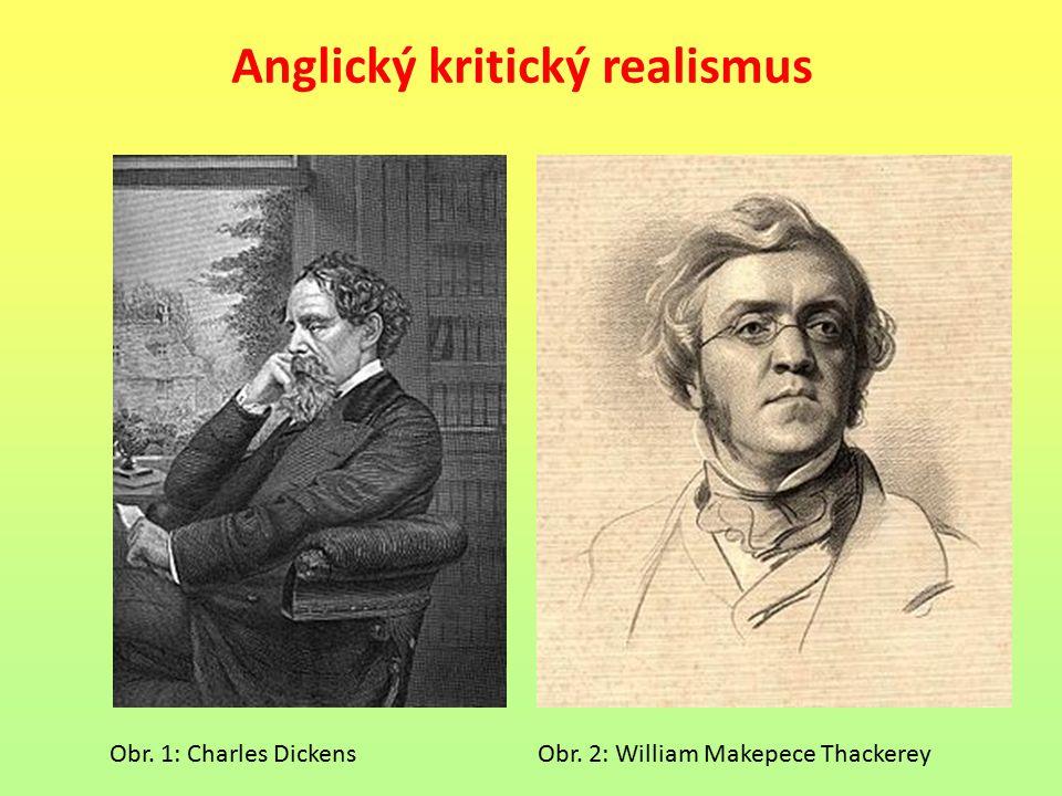 Anglický kritický realismus