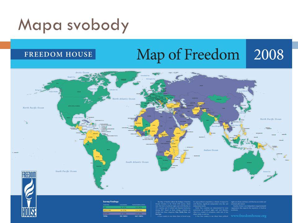 Mapa svobody