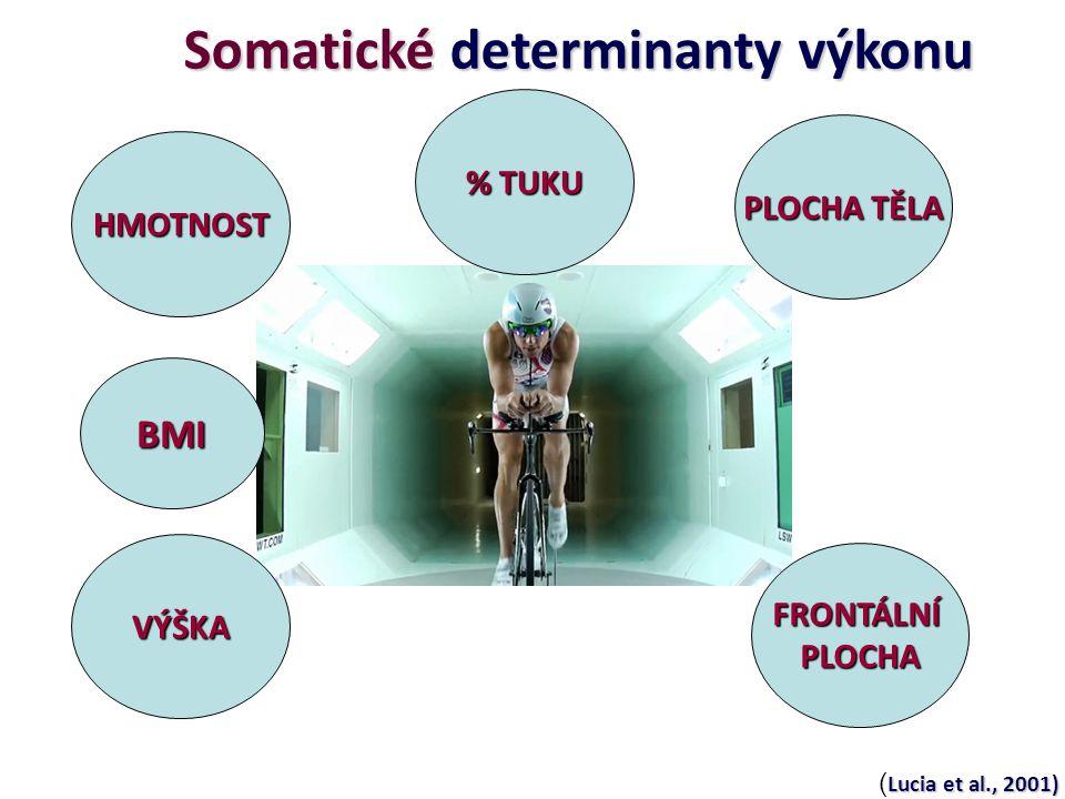 Somatické determinanty výkonu