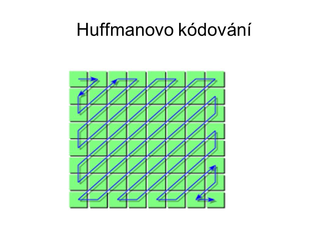 Huffmanovo kódování