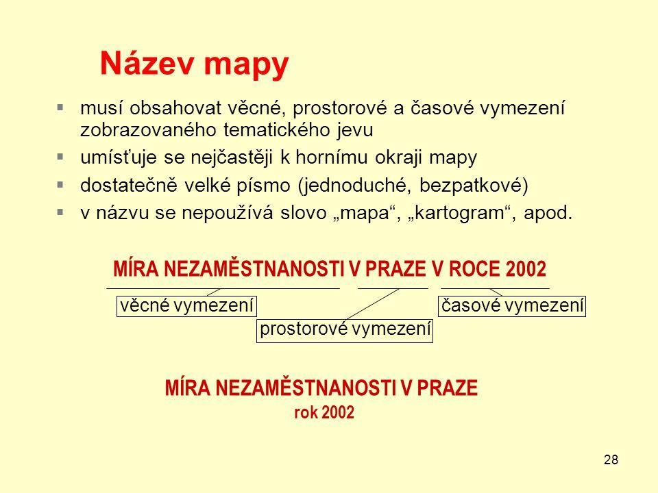 MÍRA NEZAMĚSTNANOSTI V PRAZE V ROCE 2002