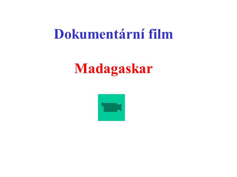 Dokumentární film Madagaskar