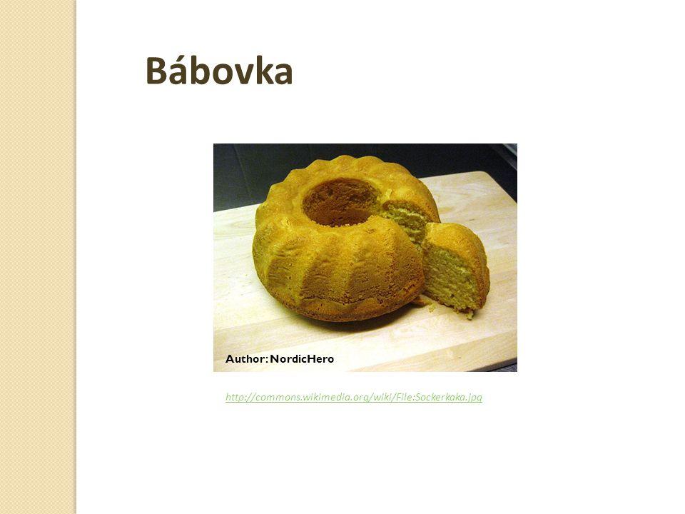 Bábovka Author: NordicHero