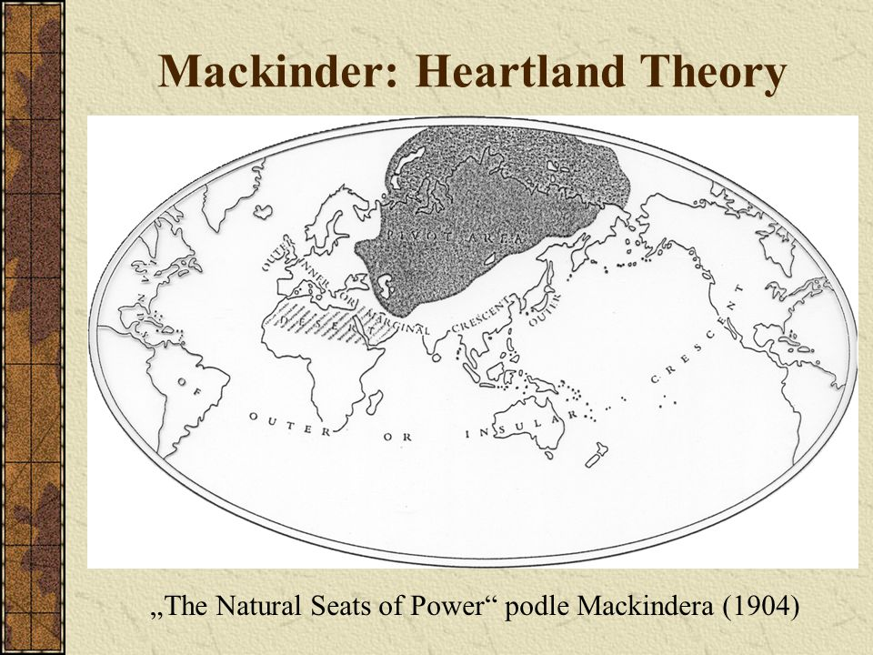 Mackinder: Heartland Theory