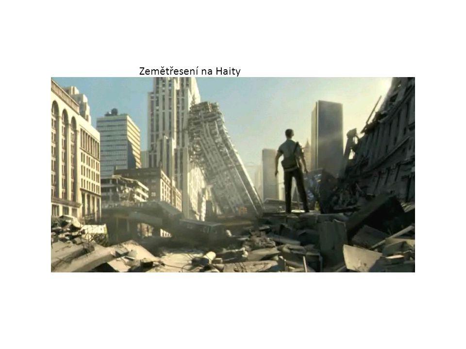 Zemětřesení na Haity