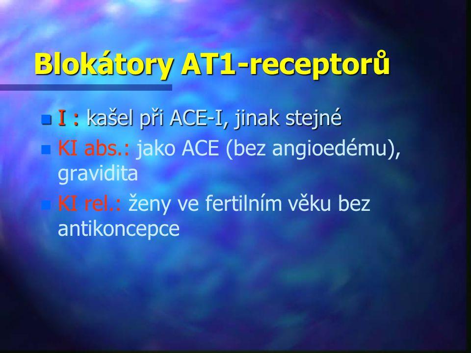 Blokátory AT1-receptorů