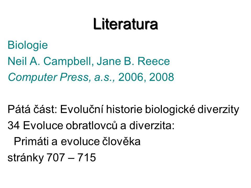 Literatura Biologie Neil A. Campbell, Jane B. Reece