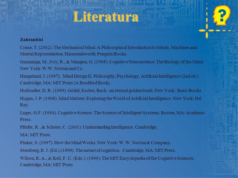 Literatura Zahraniční