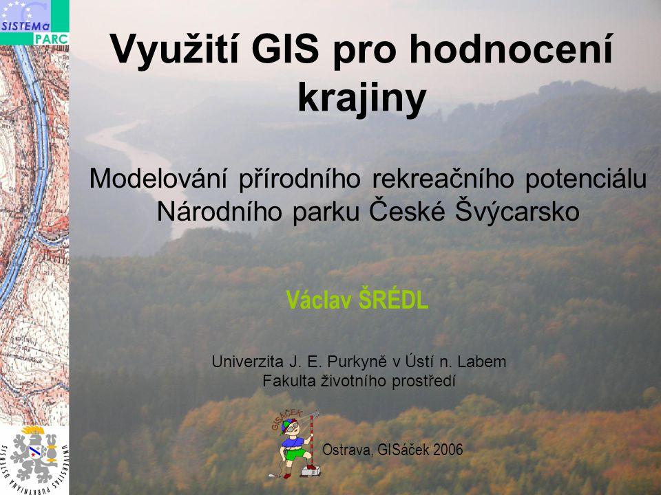 Využití GIS pro hodnocení krajiny