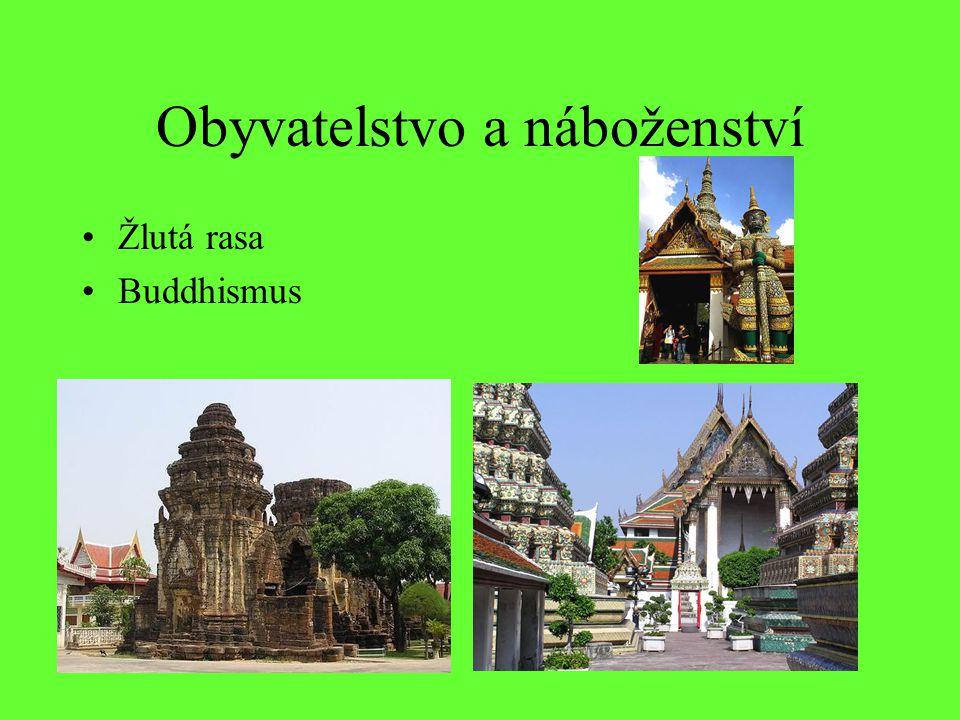 Obyvatelstvo a náboženství