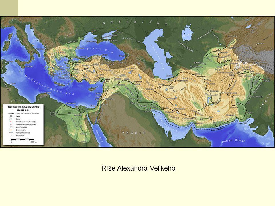 Říše Alexandra Velikého
