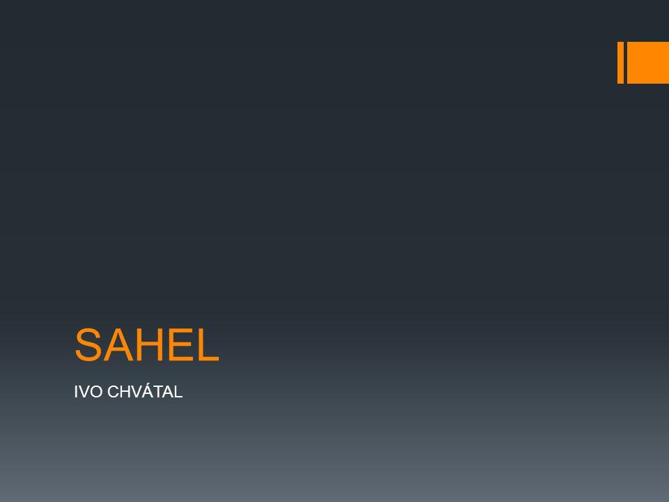 SAHEL IVO CHVÁTAL