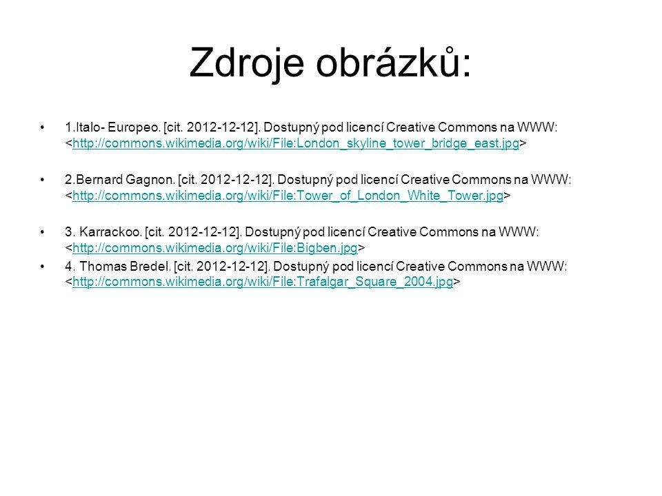 Zdroje obrázků: