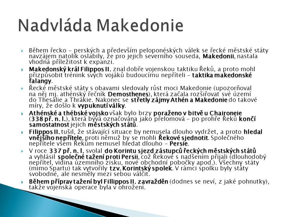 Nadvláda Makedonie