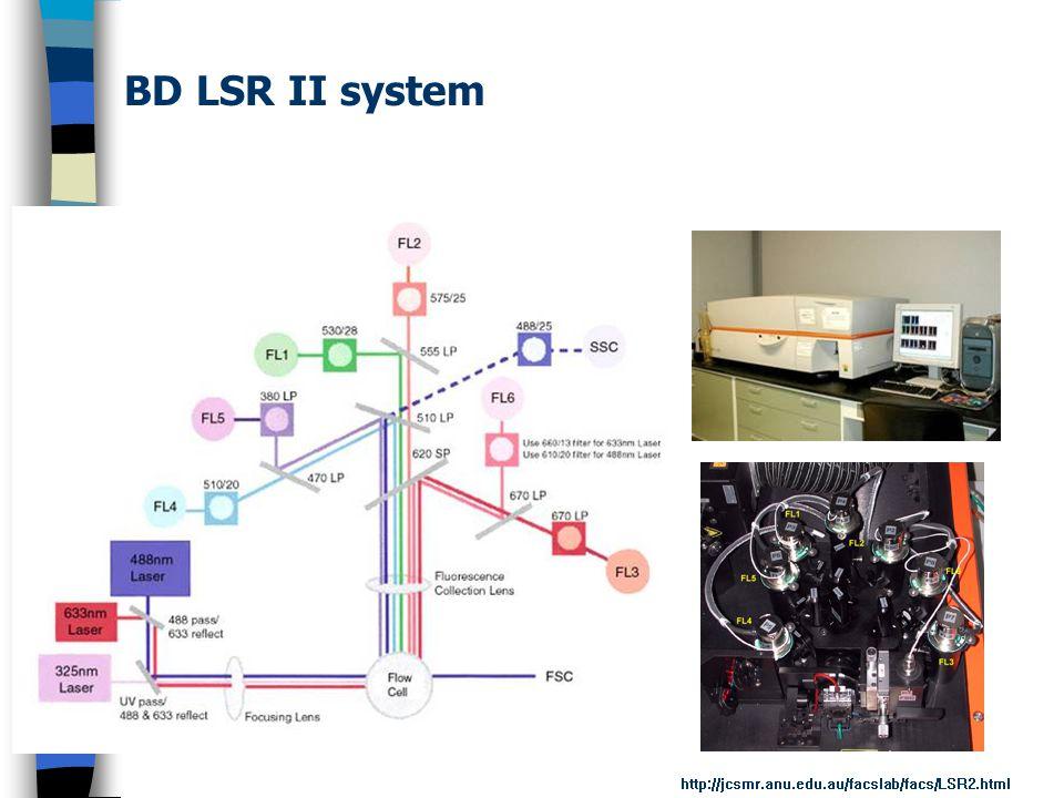 BD LSR II system http://jcsmr.anu.edu.au/facslab/facs/LSR2.html
