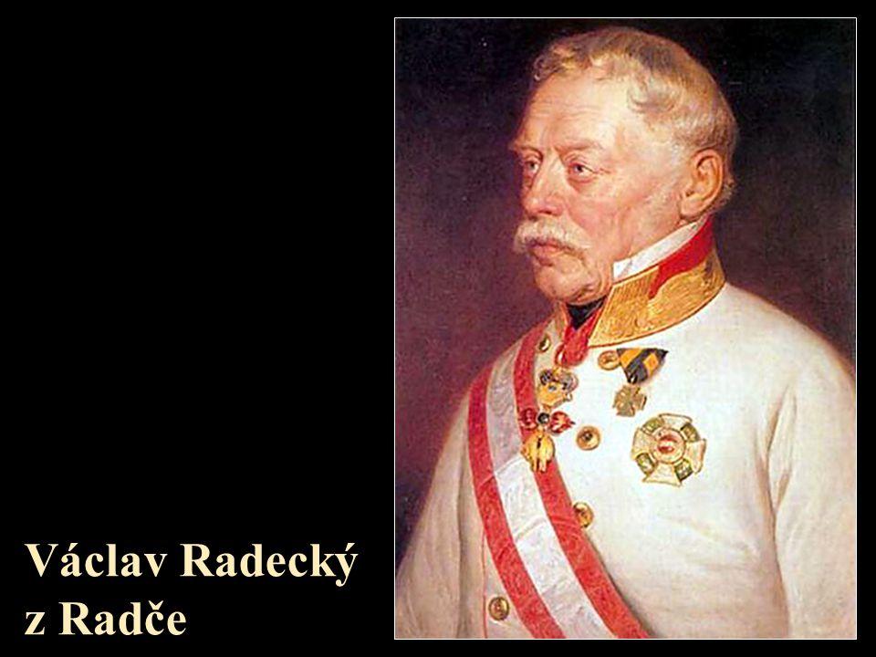 Václav Radecký z Radče