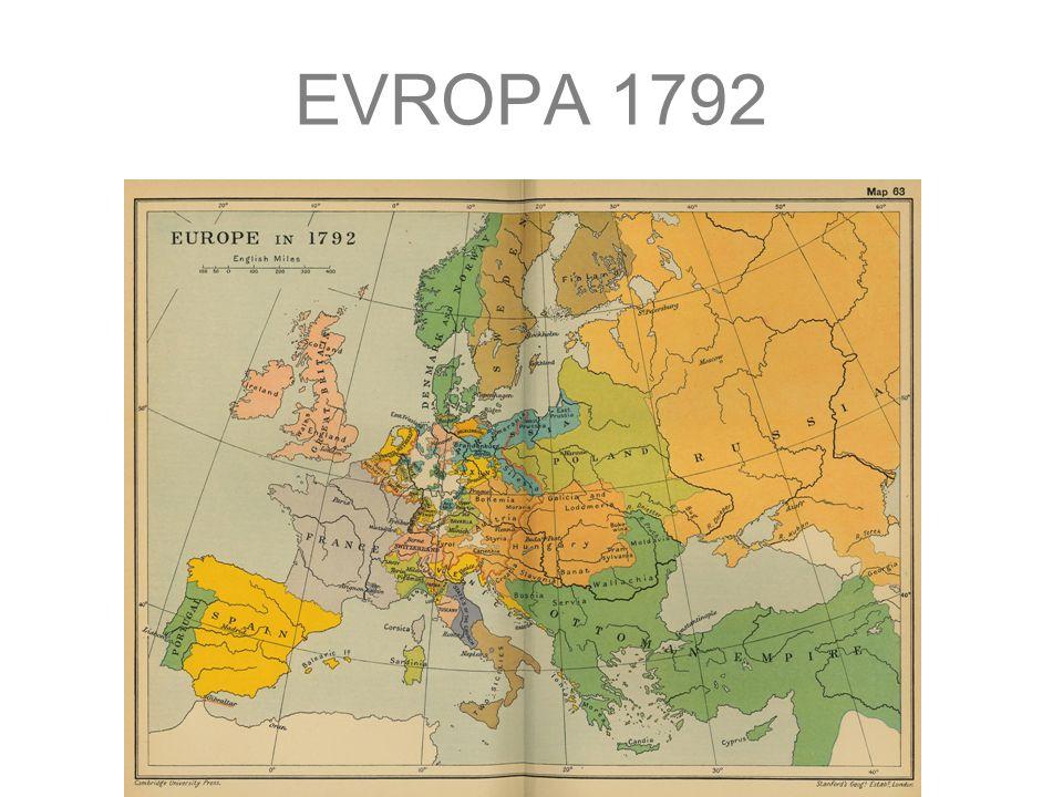 EVROPA 1792
