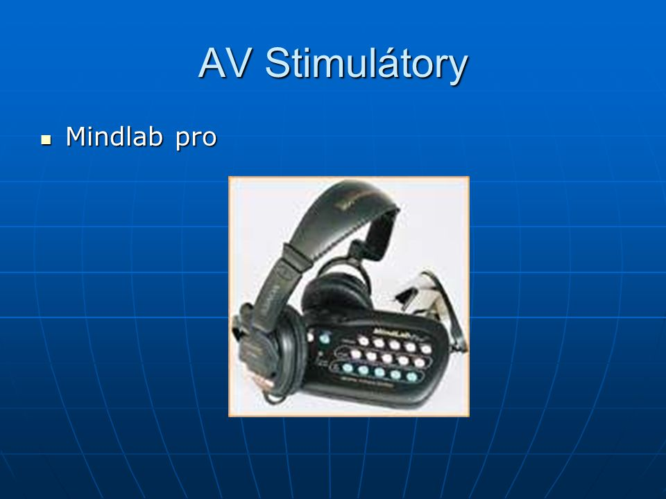 AV Stimulátory Mindlab pro