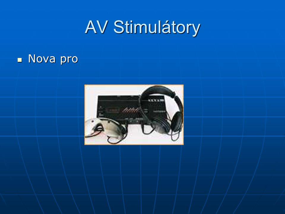 AV Stimulátory Nova pro