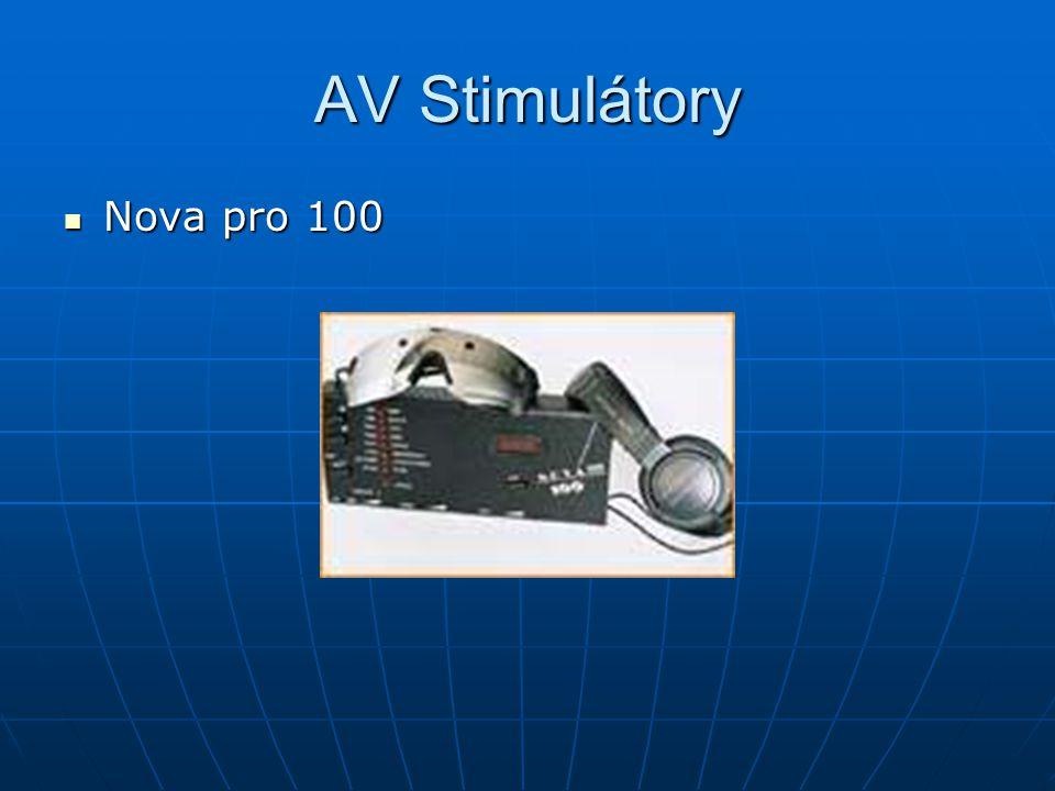 AV Stimulátory Nova pro 100
