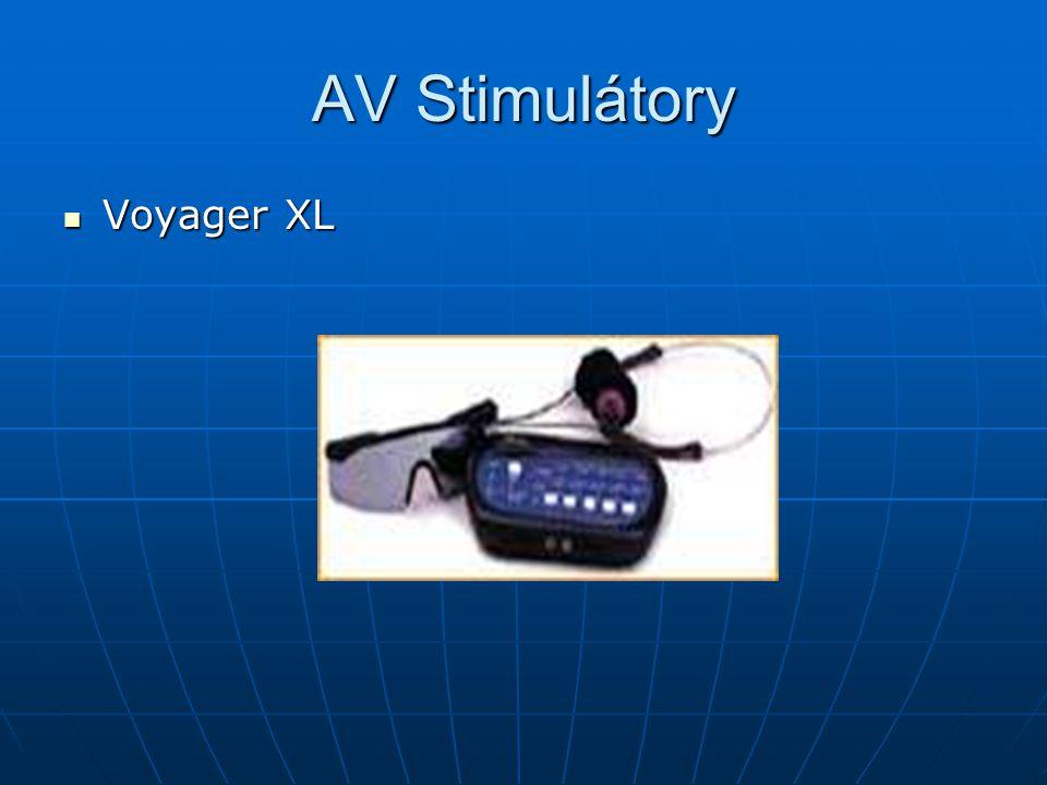 AV Stimulátory Voyager XL