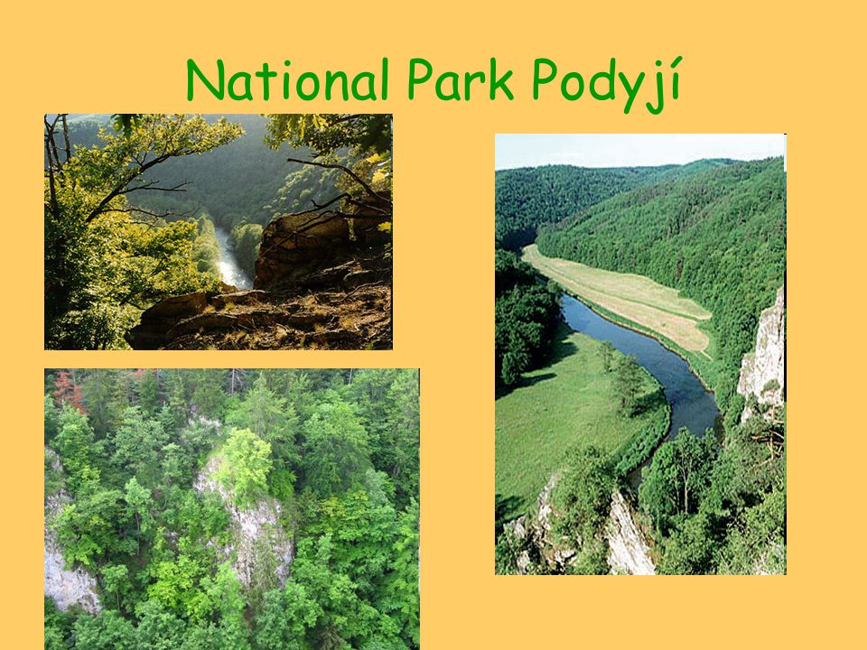 National Park Podyjí
