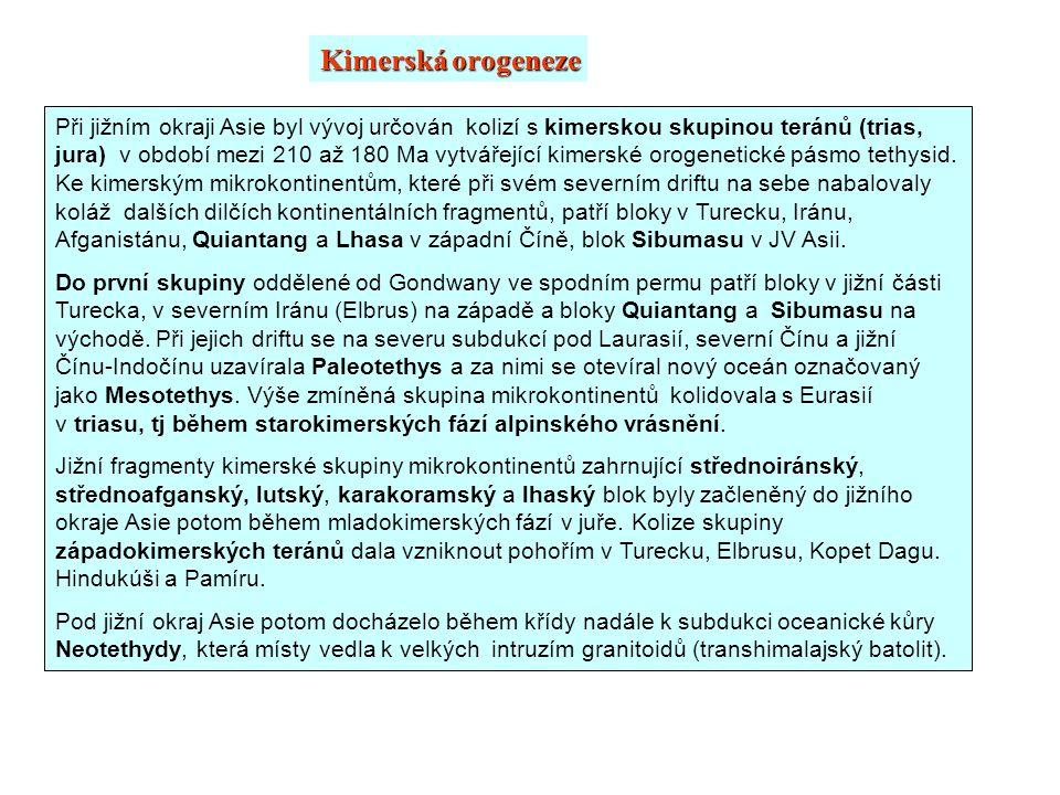 Kimerská orogeneze