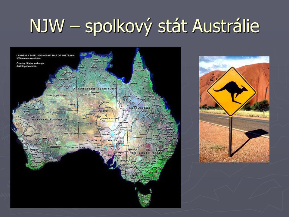 NJW – spolkový stát Austrálie