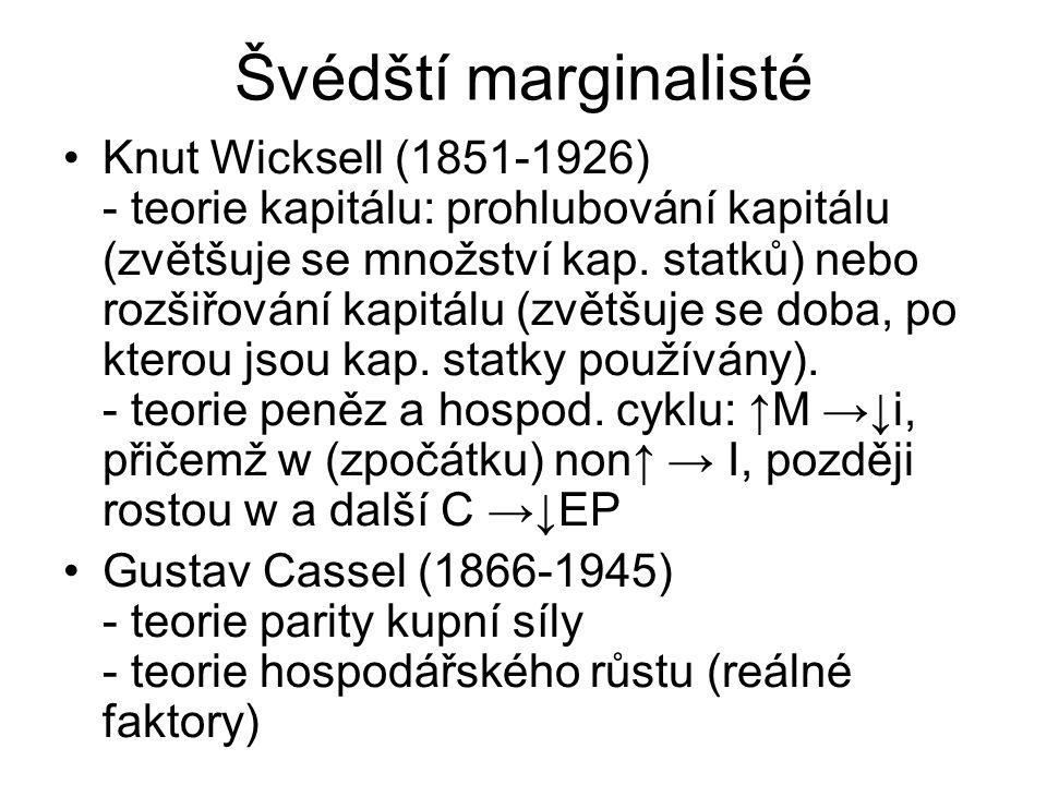 Švédští marginalisté