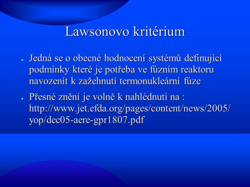 Lawsonovo kritérium