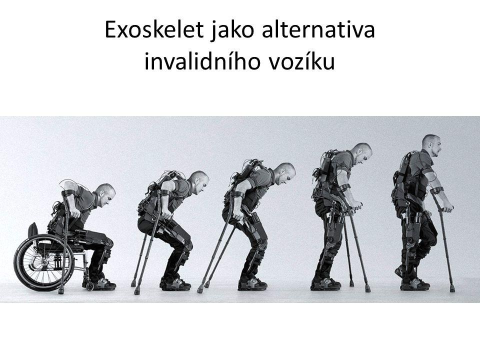Exoskelet jako alternativa invalidního vozíku