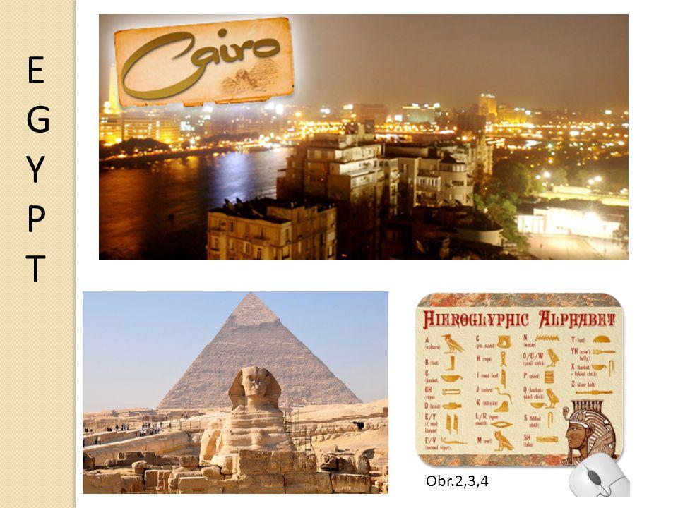 EGYPT Obr.2,3,4