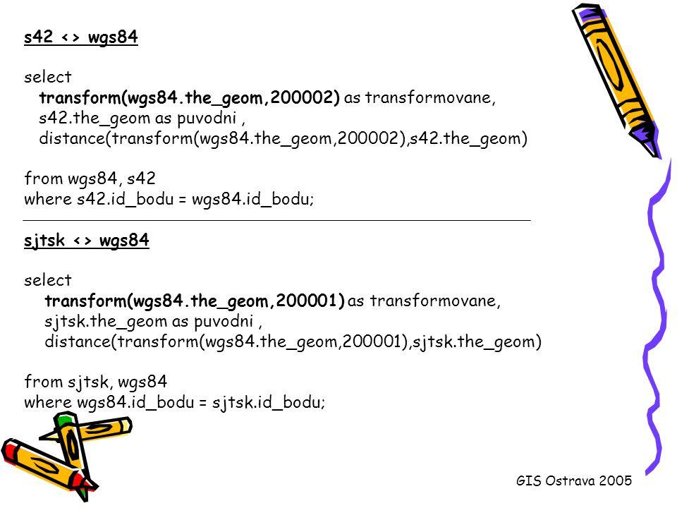 transform(wgs84.the_geom,200002) as transformovane,
