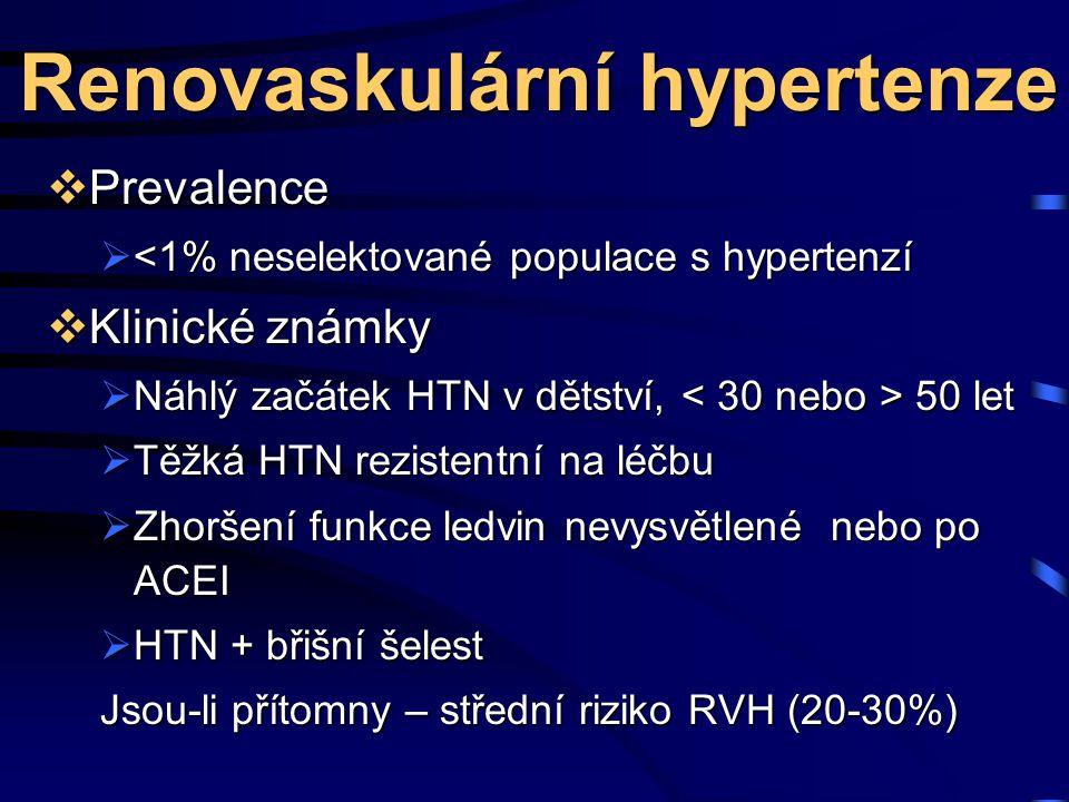 Renovaskulární hypertenze