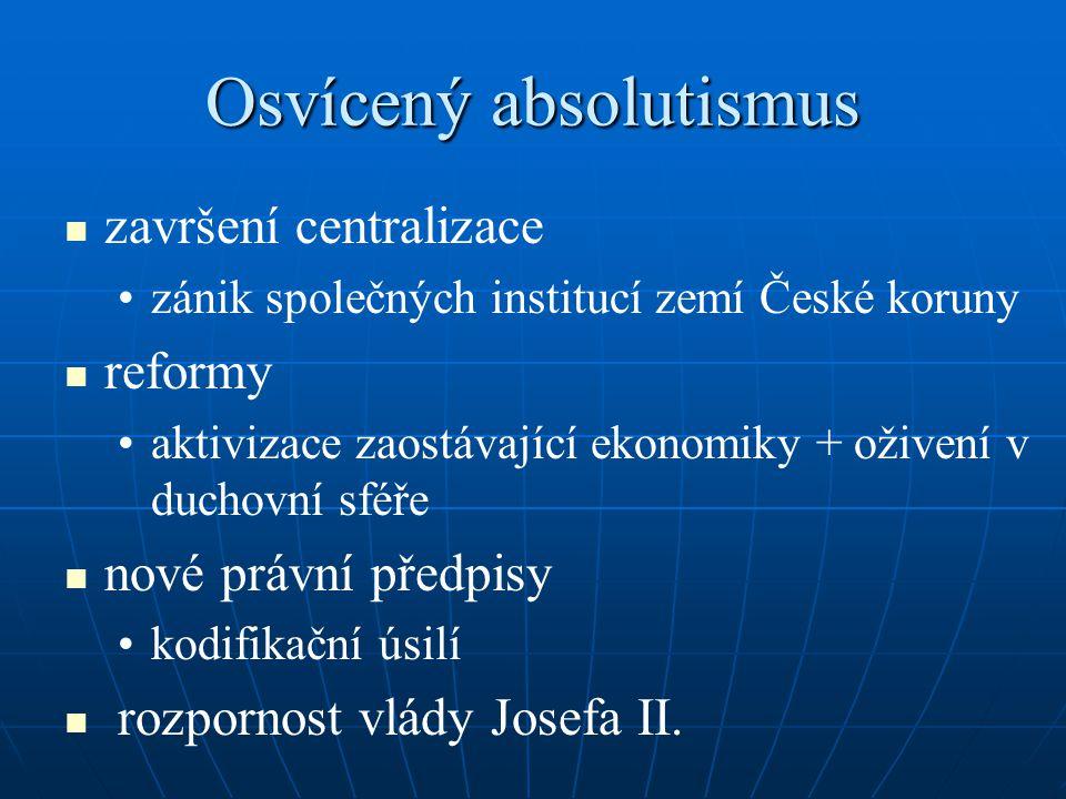 Osvícený absolutismus