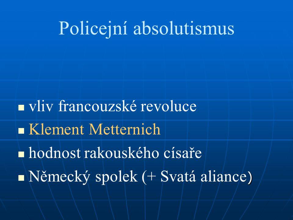 Policejní absolutismus