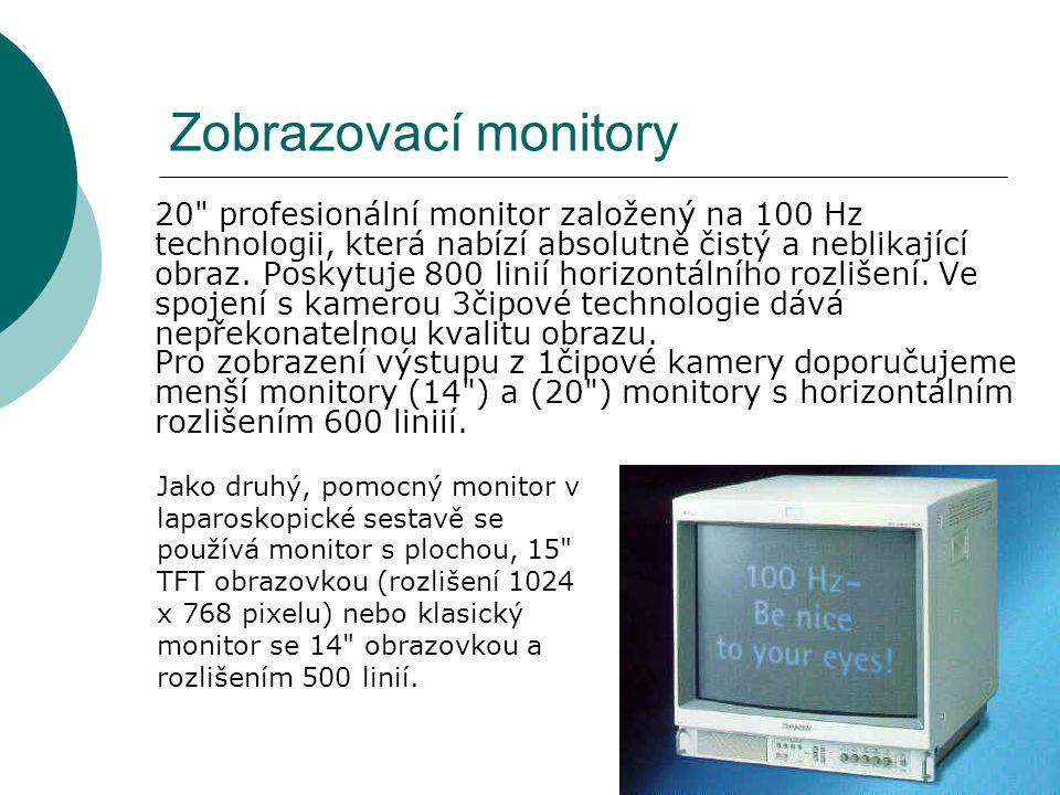 Zobrazovací monitory