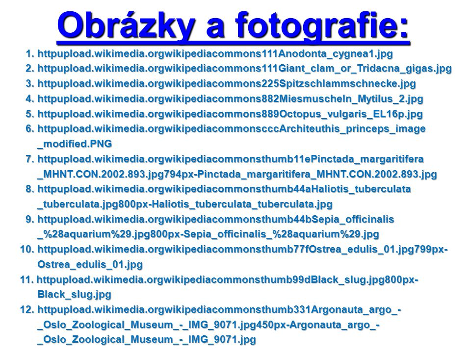 Obrázky a fotografie: