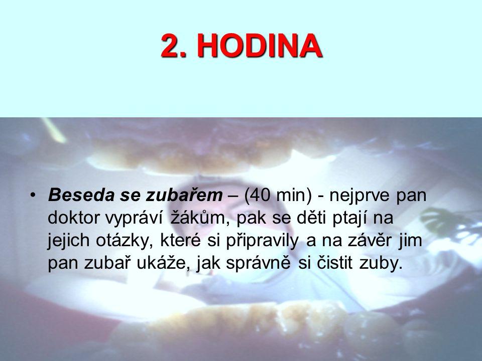 2. HODINA