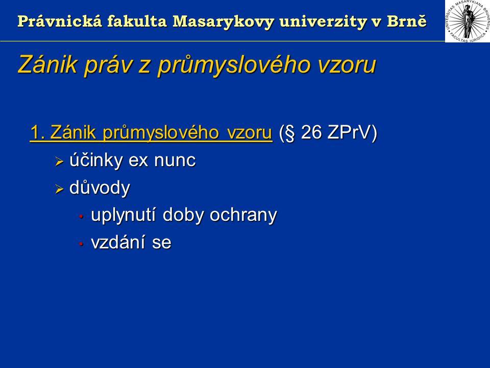 Právnická fakulta Masarykovy univerzity v Brně