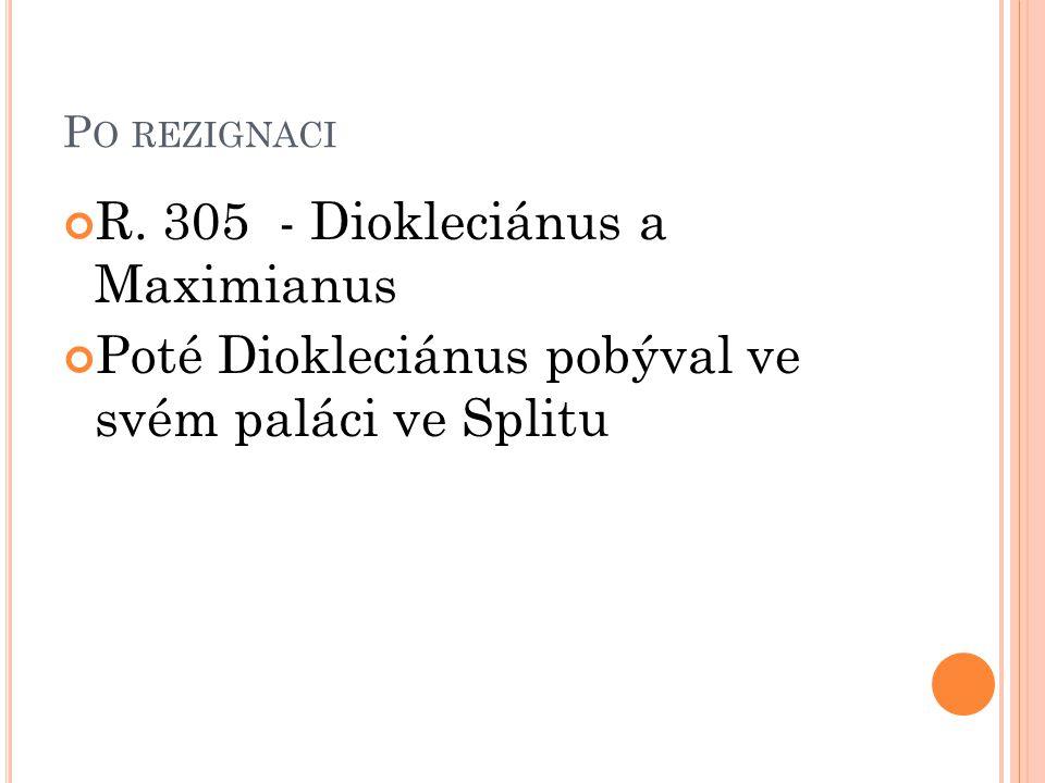 R. 305 - Diokleciánus a Maximianus