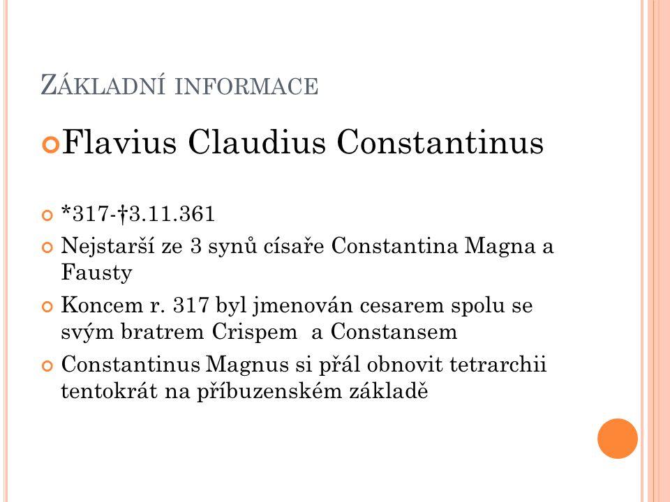 Flavius Claudius Constantinus