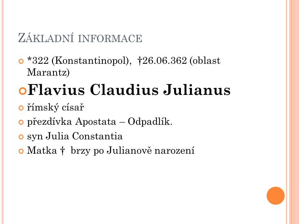 Flavius Claudius Julianus