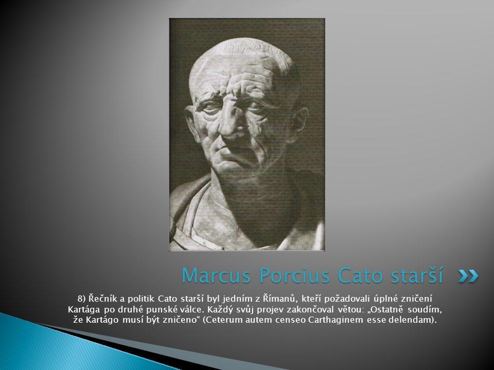 Marcus Porcius Cato starší