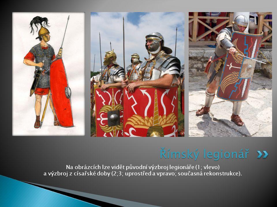 Římský legionář