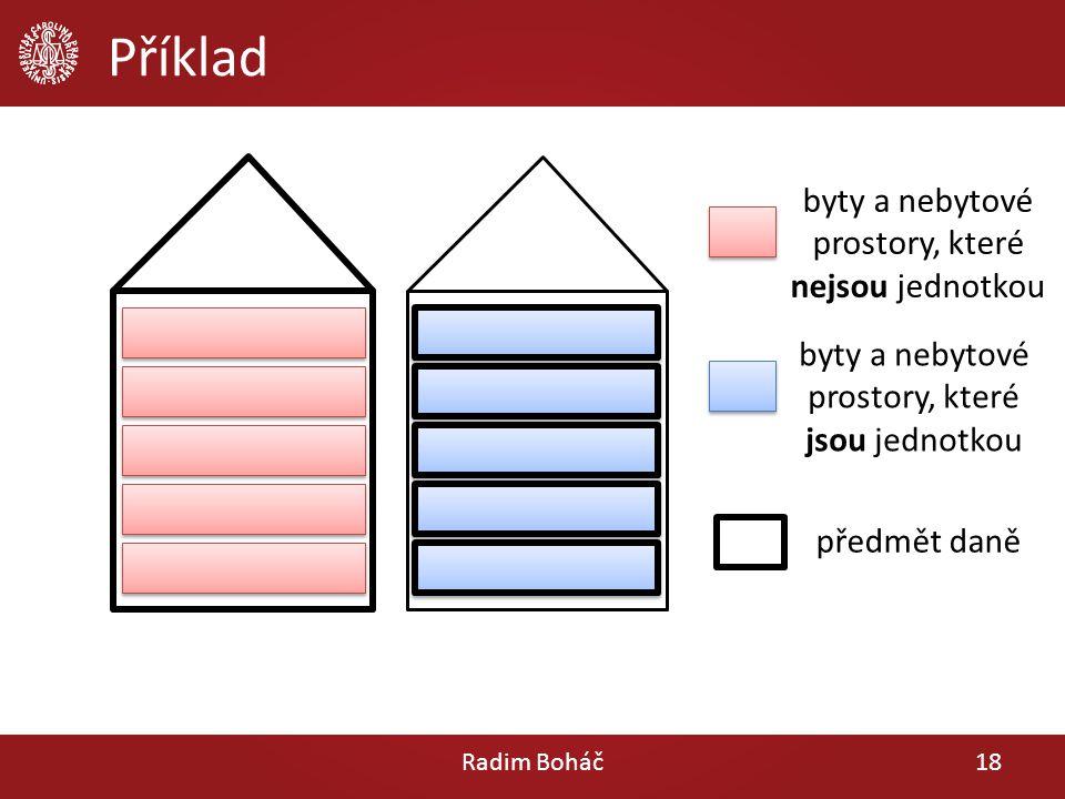 Příklad byty a nebytové prostory, které nejsou jednotkou