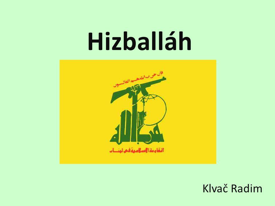 Hizballáh Klvač Radim