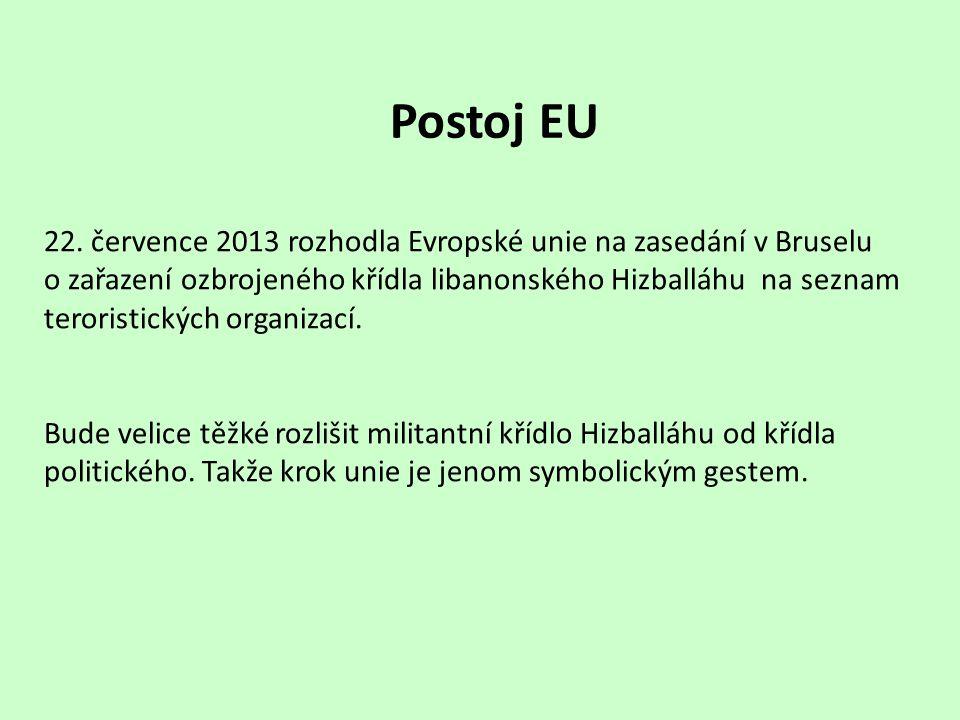 Postoj EU